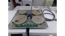 Pelgrim IDK674ONYUUP1 IDK674ONYUU/P1 inductiekookplaat zonder glasplaat