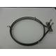 Pelgrim AM664RVS/P02 2200 Watt element. Art: 71715500