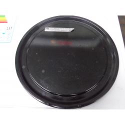 Etna T2144RVSE03 Draaiplateau Emaille met wiel 28007