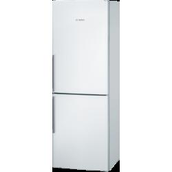 Bosch KGE396W4P koel-vriescombinatie 201 cm hoog