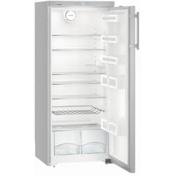 Liebherr Ksl 3130-20 staalgrijs koeler, koelkast zonder vriesvak