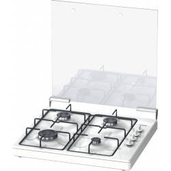 Siemens EB0C2PY80Nwit Gas kookplaat , gascomfort 4 pits wit