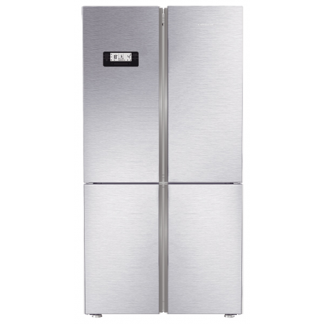 Etna KKV5055ZWA zwart koeler. koelkast zonder vriesvak